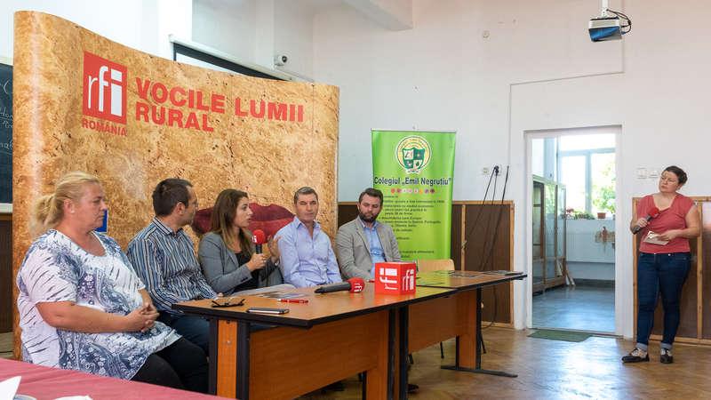 Ediţie specială Rural realizată la Colegiul Emil Negrutiu din Turda