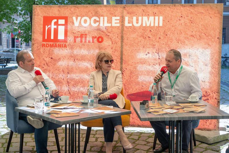 Catalin Lenta si invitatii sai la Cluj-Napoca - emisiune live