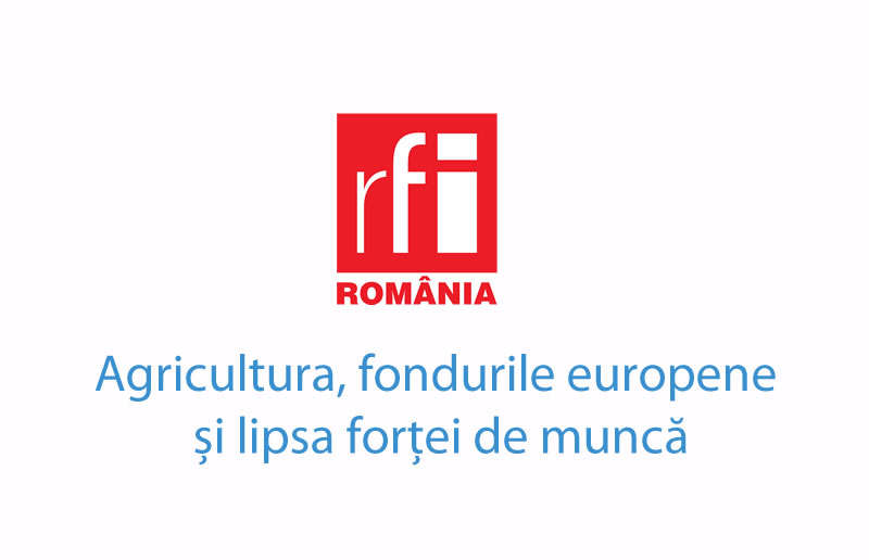 Agricultura, fondurile europene și lipsa forței de muncă