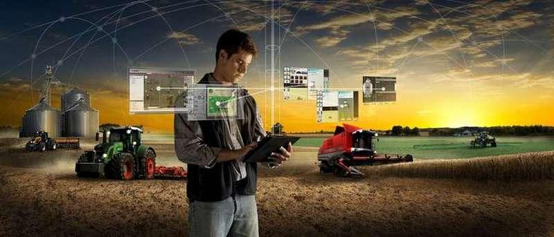 Digitalizare in agrigultura