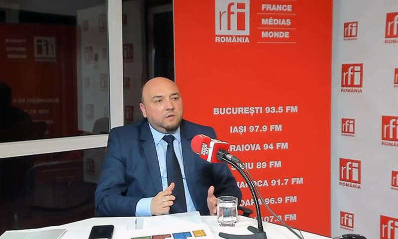 Daniel Crunțeanu, MADR