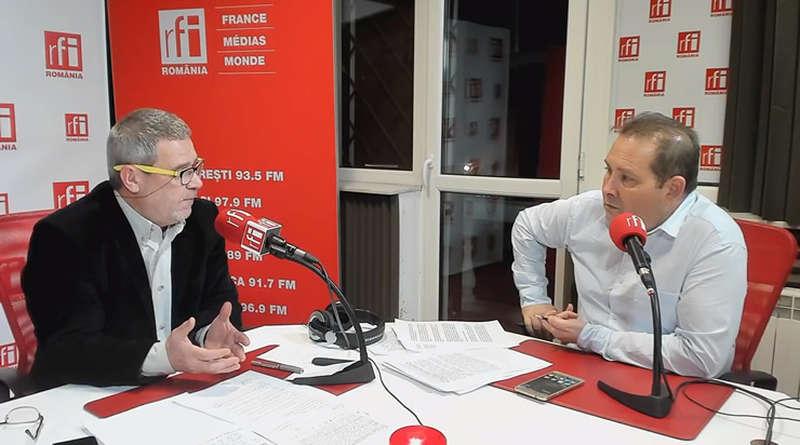 Gabriel Gherghescu și Cătălin Lenta
