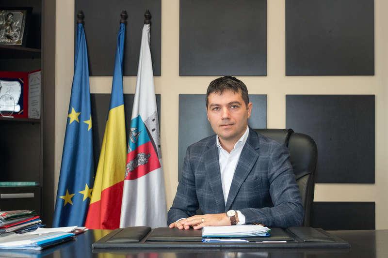 Primarul George Scupra