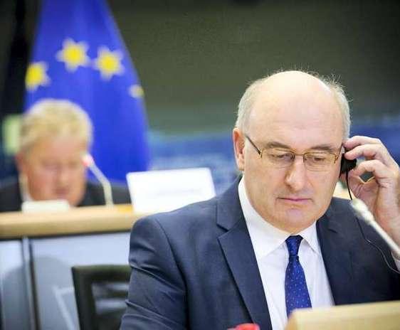 Phil Hogan in Parlamentul European