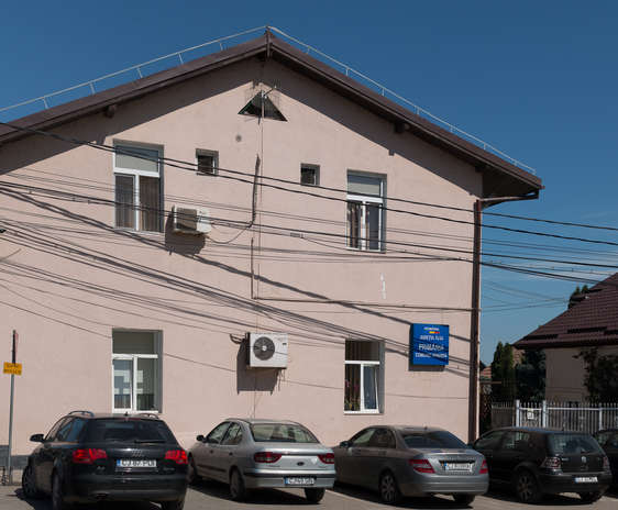 Cladirea primariei din comuna Apahida