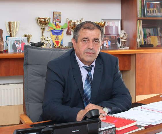 Grigore Fati, primarul din comuna clujeană Apahida